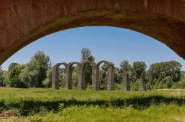 Acui Terme Archi romani