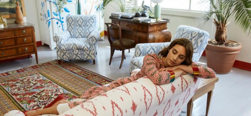 Lisa Corti collezione Resort 2020: influenze orientali e gusto occidentale