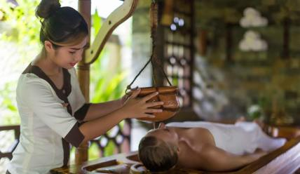 Olhuveli Beach&SPA Spa-Treatment
