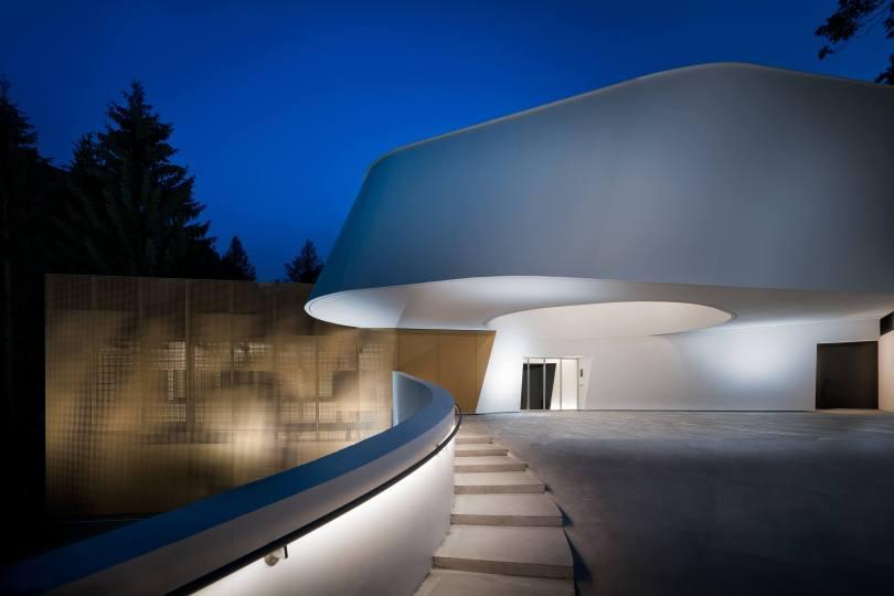 Hotel 7132 : charme e architettura dialogano tra le Alpi Svizzere