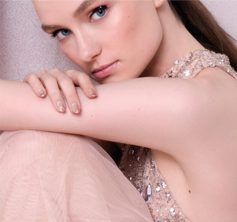 Love me tender: la collezione glitter di Pronails
