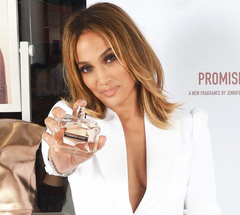 Sbarca in Italia Promise: la fragranza di Jennifer Lopez