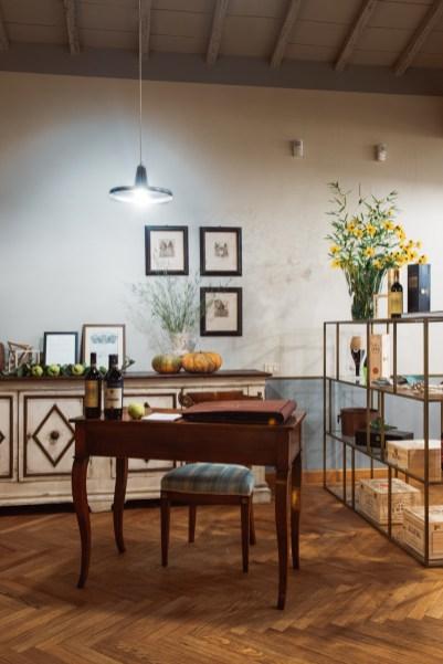 L'Osteria le Tre Rane - Ruffino, ispirata a un progetto di Leonardo Da Vinci chef