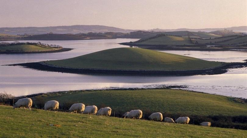 Nord dell'Irlanda, gigante nell'anima, di grande bellezza