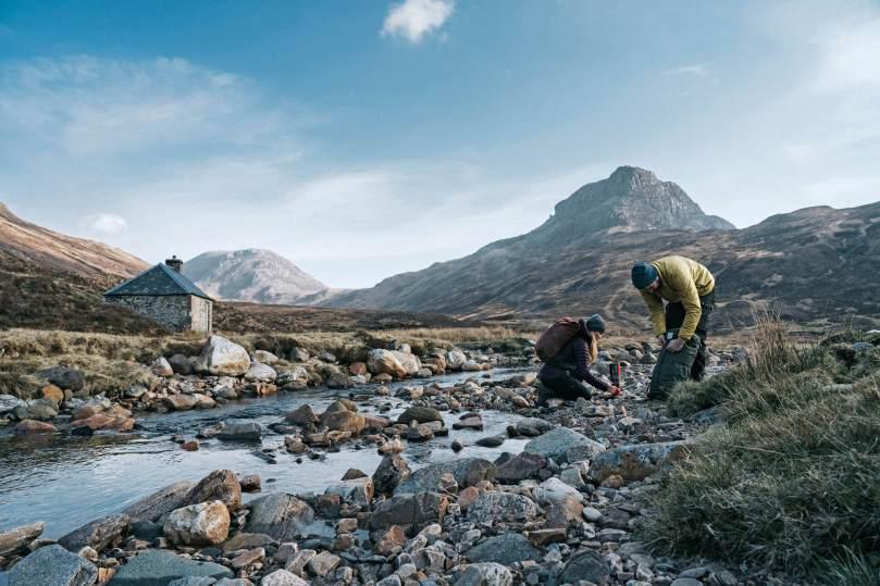 Osprey e lo zaino da backpacking, per viaggi sostenibili