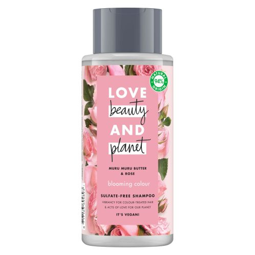 LOVE BEAUTY AND PLANET_SHAMPOO MURUMURU PINK