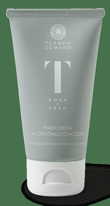 AQUA+TECH Maschera ai cristalli d'acqua