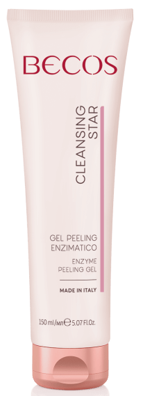 BECOS_Cleansing star_GelPeelEnzim_PF021912_tub_150ml