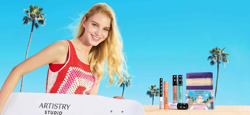 Artistry Studio Los Angeles Edition: collezione dal glamour californiano