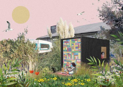 Accommodatie Des Res @Culture Campsite