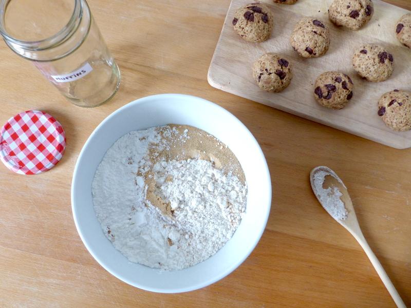 recette pâtisseries cookies vegans facile et rapide