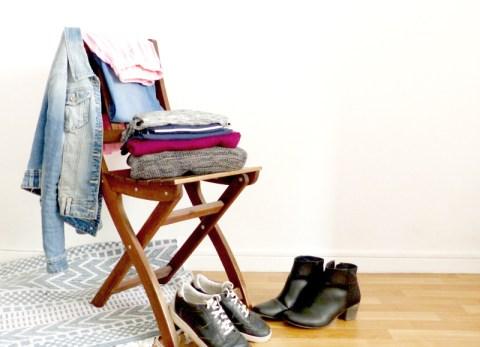 10x10 challenge capsule wardrobe dressing minimaliste