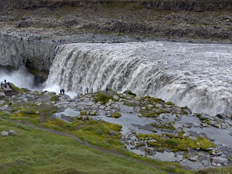 Voyage en Islande, Myvatn, Dettifoss et Krafla