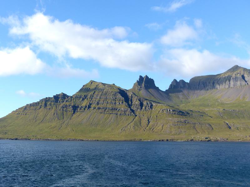 Voyage en Islande, Stöðvarfjörðurs