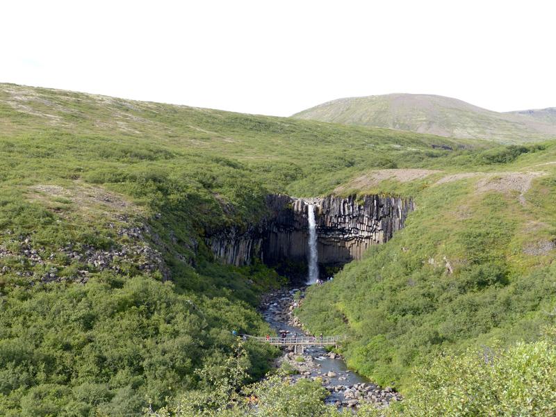 Voyage en Islande, Skaftafell