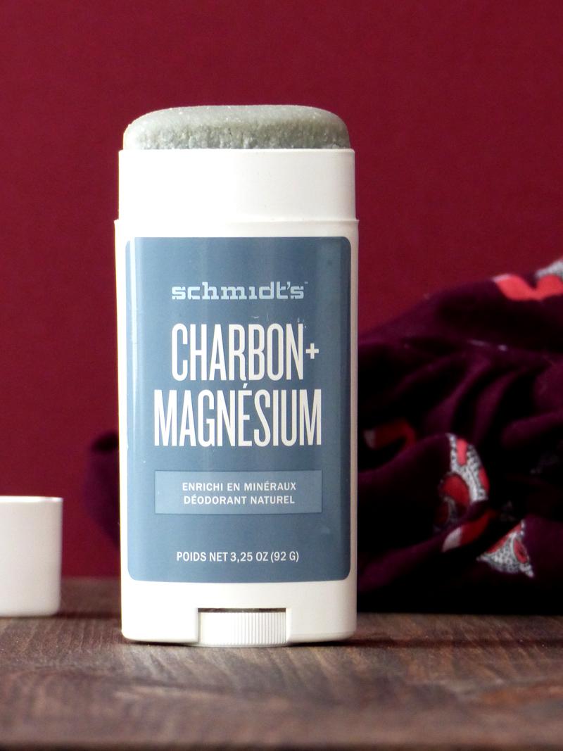 Revue deodorant stick schmidt's