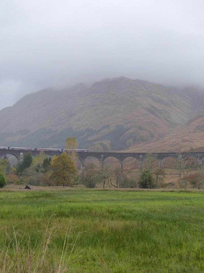 Road trip en Ecosse: Glenfinnan