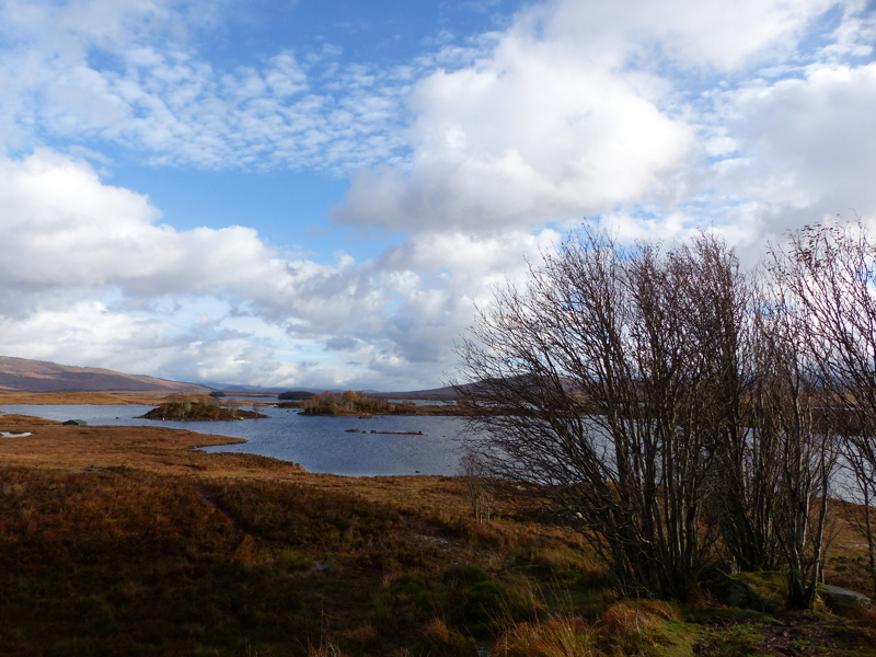 Road trip en Ecosse: Loch Ba