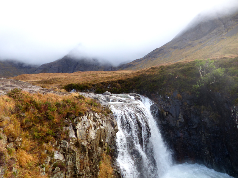 Road trip en Ecosse: Fairy Pools