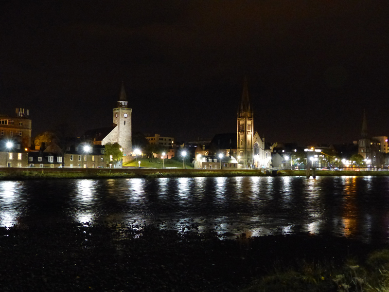Road trip en Ecosse: Inverness