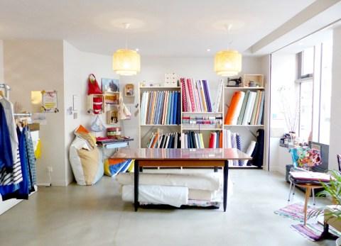 La textilerie Paris
