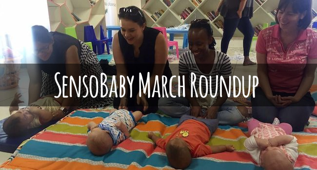March Roundup for Baby Development Classes
