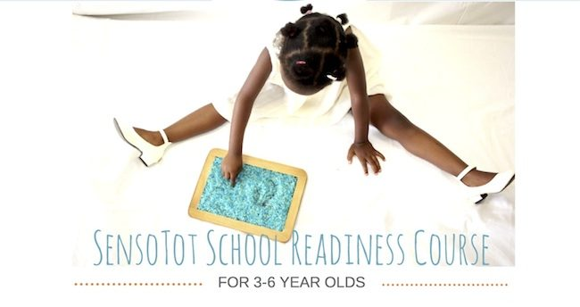 SensoTot School Readiness