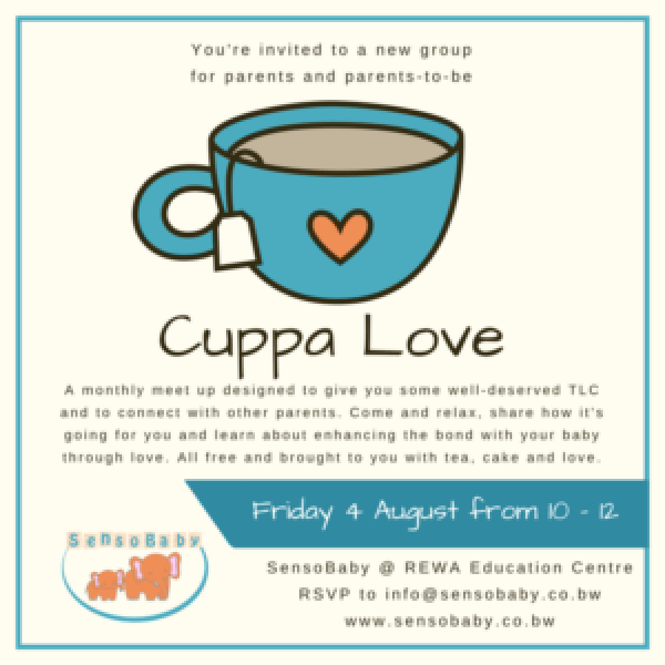 Cuppa Love for New Parents