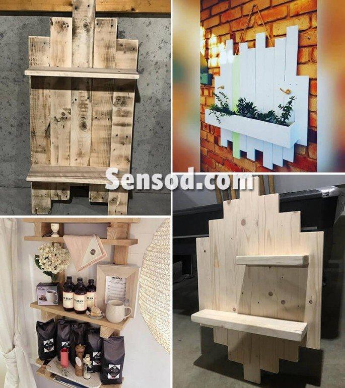 14 Best DIY Pallet Wall Shelves Ideas In 2018 Sensod