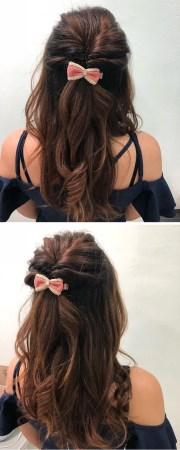 easy everyday hairstyles medium