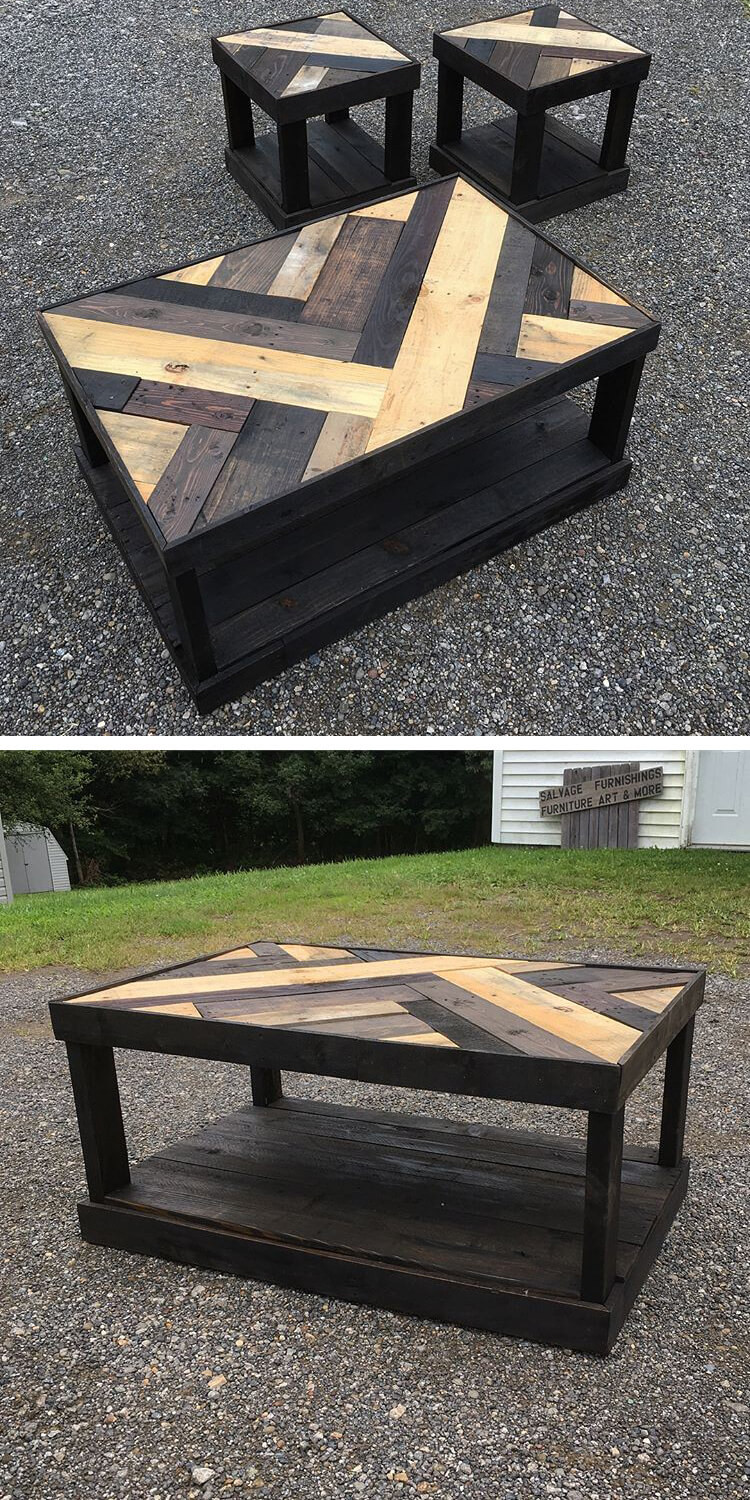 27 Best Wooden Pallet Furniture Projects Ideas And