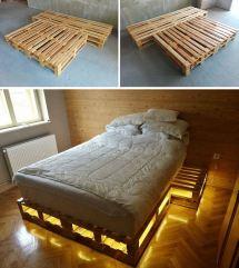 5 Pallet Beds Ideas Easily Home - Sensod
