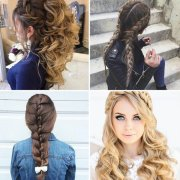cute girls hairstyles summer