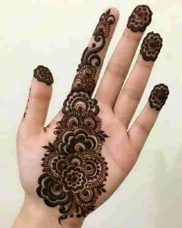 Mehndi Designs 2019 New Style Simple Easy Arabic