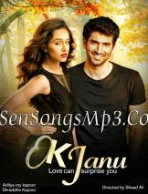 ok janu mp3 songs,ok jaanu movie mp3 songs download