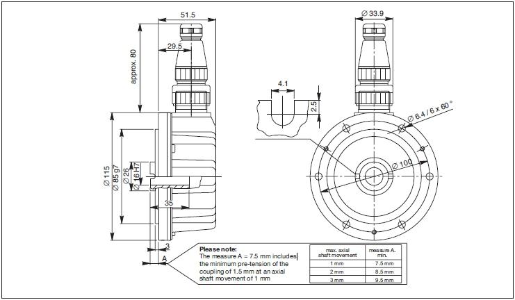 Lenord+bauer: Speed Sensors & Rotary Pulse Encoders