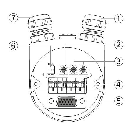 6 Pin Connector M12 6 Pin Phoenix Connector wiring diagram