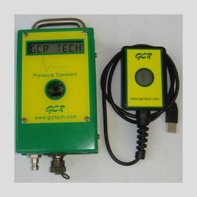 High Frequency Pressure Transient Data Logger