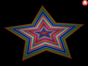Star Speak Up pattern