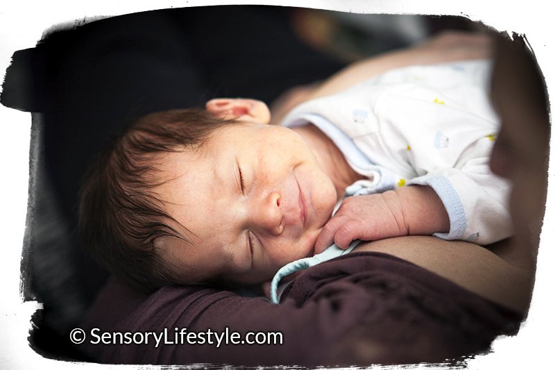 Month 2: Top 10 Sensory Activities for your 2 month old