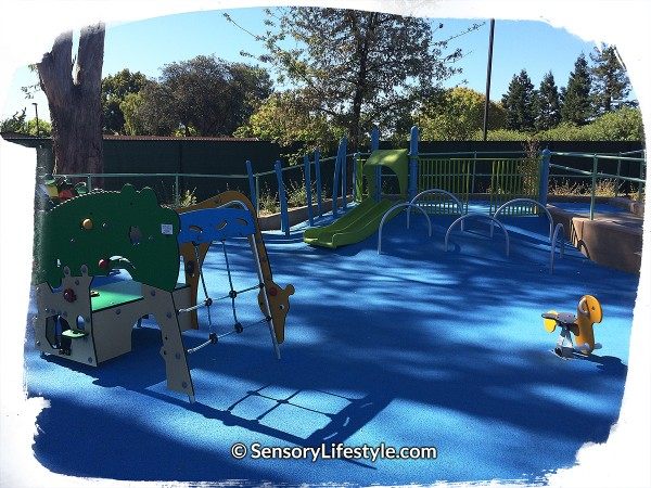 Magical Bridge Playground - Tot Zone