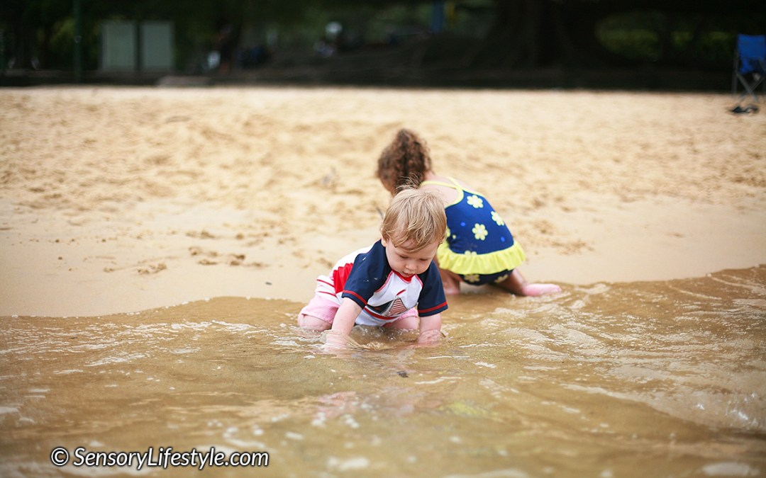 Month 12: Australian edition – Secret Top 10 Sensory Activities for your 12-month-old child