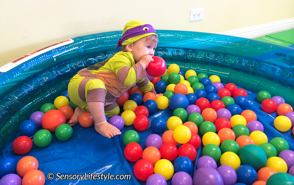 Month 8 Top 10 Sensory Activities For Your 8 Month Old Sensory