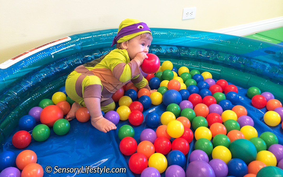 Month 8: Top 10 Sensory Activities for your 8 month old