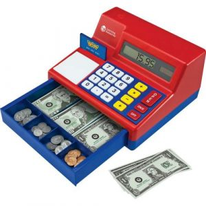 cash register life skills