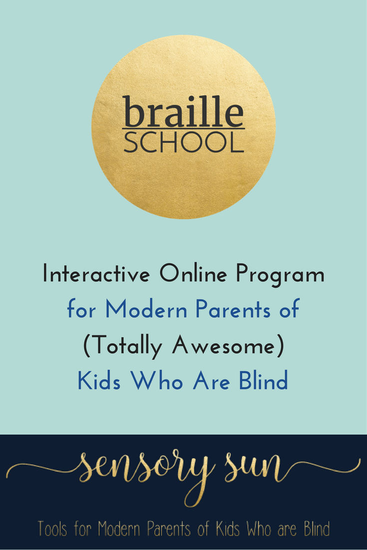 Braille|SCHOOL for parents to learn braille to support their kids who are blind