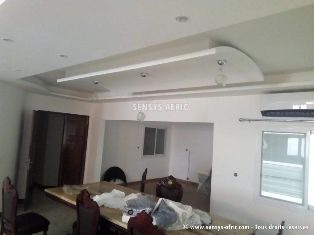 Faux Plafond Dakar Sngal  Dcoration dintrieur