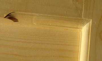 Bed Frame Corner Joints