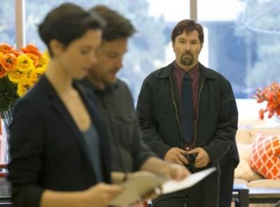 REBECCA HALL, JASON BATEMAN and JOEL EDGERTON star in THE GIFT