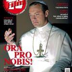 Il Papa Jude Law in copertina su Film Tv